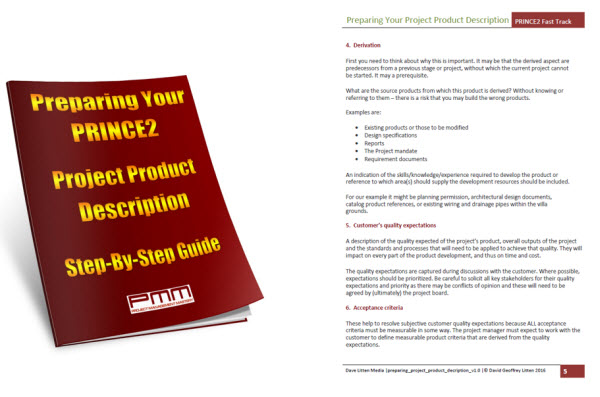 PRINCE2 ppd